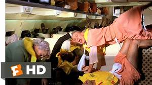 Airplane! (7/10) Movie CLIP - Crash Positions (1980) HD ...