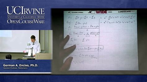 math  calculus lecture  calculating derivatives