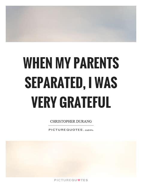 Grateful To Parents Quotes