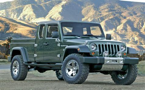 wrangler announcement alludes  possibility   jeep pickup pickuptruckscom news