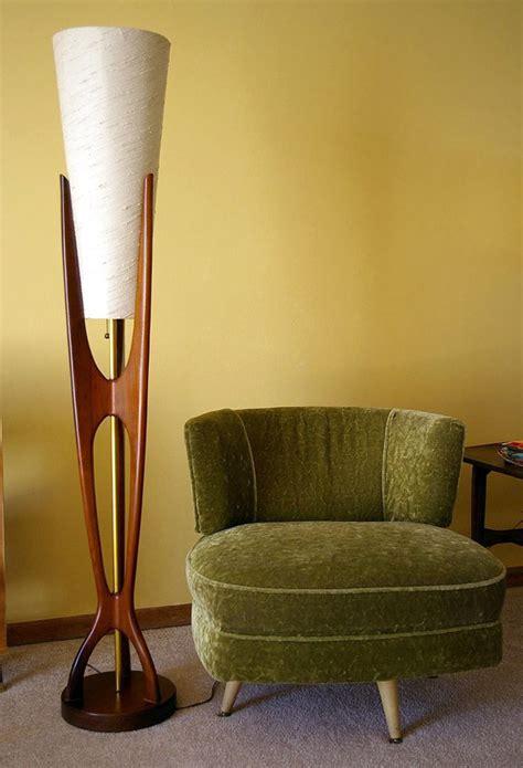 mid century modern style  floor lamps