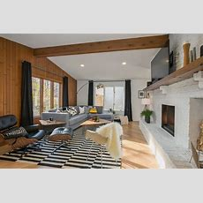 Houzz Tour Midcentury Home In Michigan Finds New Life