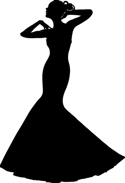 Dress Clip Best Dressed Clipart Clipart Suggest