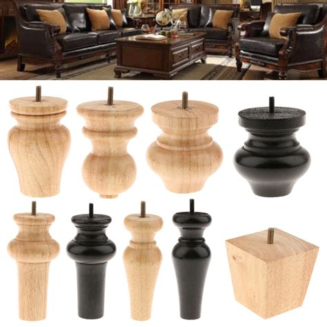 wooden furniture replacement legs feet lounge couch