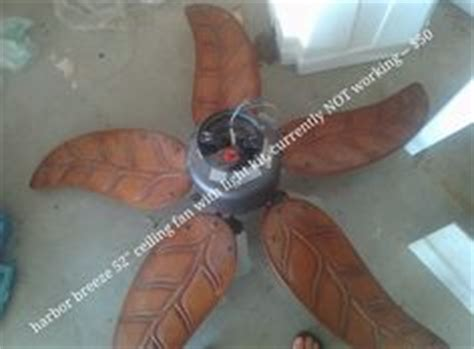 harbor palm leaf ceiling fan blades 1000 images about leaf fan on tropical