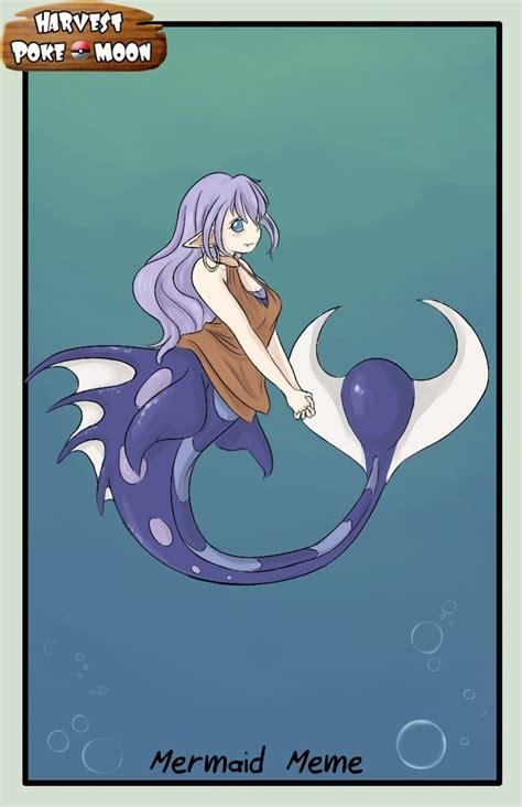 Mermaid Meme - mermaid meme vi vi by yufika on deviantart
