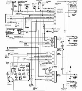 1991 Ford F150 Tail Light Wiring Diagram