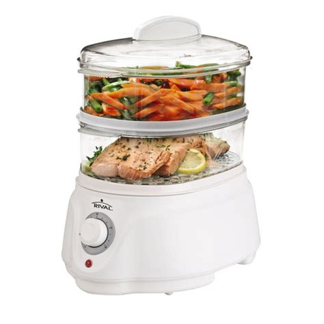 steamer cuisine rival ckrvstlm21 food steamer mini food steamer rival