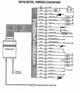 Looking For The Wiring Diagram For The Alpine 8070