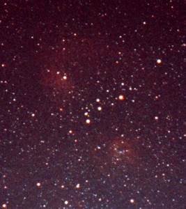 Auriga Nebula In - Pics about space