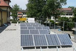 Photovoltaik Speicher Berechnen : ch solar ag photovoltaik flachdach r ti gemeindewerke ~ Themetempest.com Abrechnung