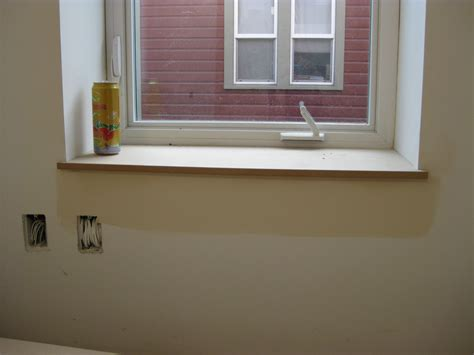 No Window Sill by Modern Window Stool And Apron Search What S