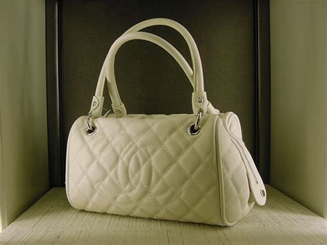white chanel bags  ss  purseblog