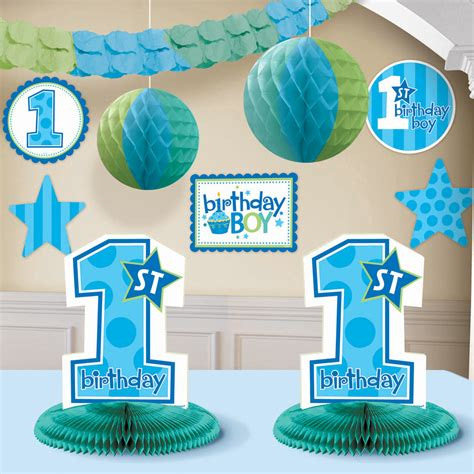 1st birthday party ideas boy happy idea on birthday decorations for a boy image inspiration