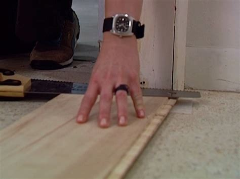 How to Install Laminate Flooring   how tos   DIY