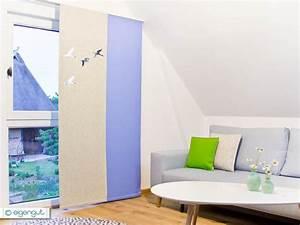 Vorhänge Zum Schieben : vorh nge vorhang aus filz kraniche ~ Sanjose-hotels-ca.com Haus und Dekorationen