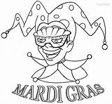 Mardi Gras Coloring Crown Printable Mask Masks King Jester Template Queen Pageant Cool2bkids Pj Happy Sheets Getcolorings Princess Beads Getdrawings sketch template