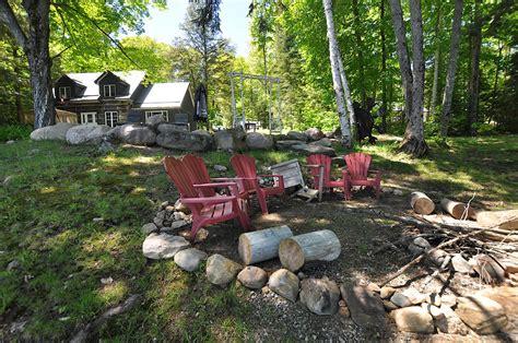 executive haliburton cottage kashagawigamog lake tall timbers