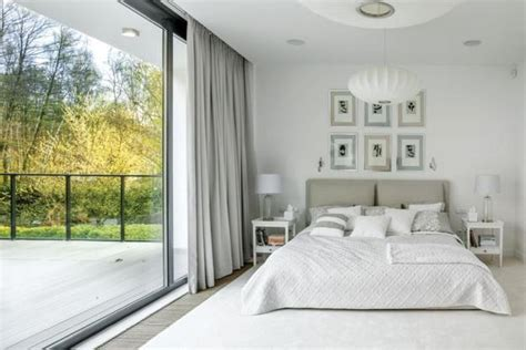 gray color combinations  accent hues  modern bedroom