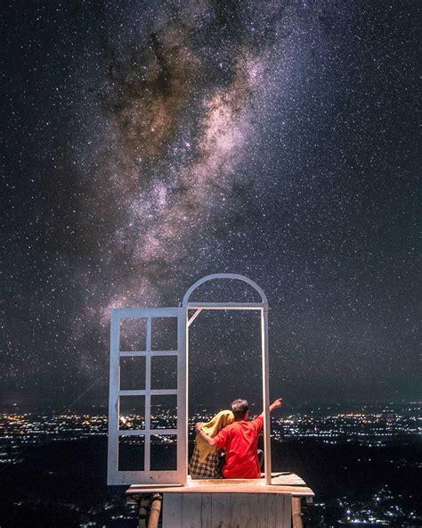 wisata pintu langit jogja  instagramable banget lho