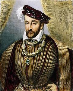 King Henry II Of France Photograph by Granger
