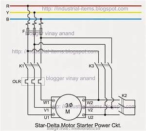 14 Most Star Delta Starter Wiring Diagram 3 Phase Pdf