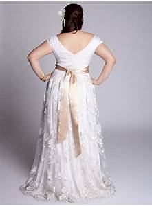20 modern plus size wedding dresses magment With plus size vintage wedding dresses