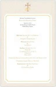 wedding programs vistaprint vow renewal on black wedding gowns vow