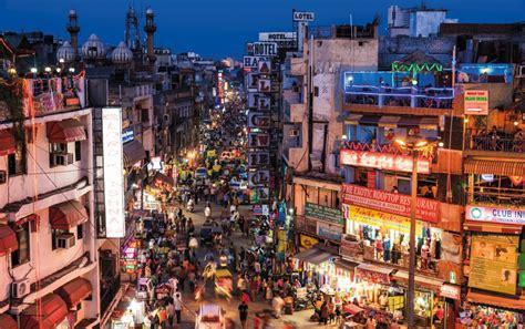 Information about New Delhi