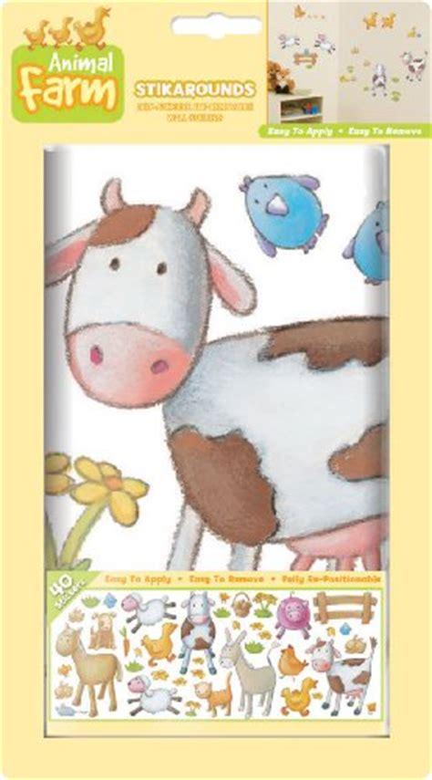 stickers muraux animaux de la jungle roommates stickers muraux repositionnables enfant animaux de la ferme et de la jungle