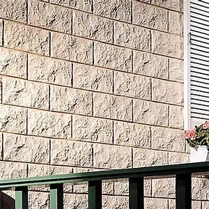 Wandverkleidung Außen Steinoptik : wandverkleidung euroc 10 26 5 x 14 cm creme steinoptik ~ Michelbontemps.com Haus und Dekorationen