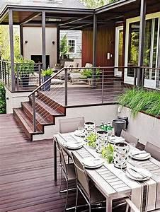 45, Amazing, Backyard, Patio, Deck, Design, Ideas