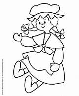 Doll Coloring Pages Pre Printable Rag Colouring Sheets Cartoon Dolls Sheet Kindergarten Honkingdonkey Lol Barbie Ugly Activity Worksheets Prek Students sketch template