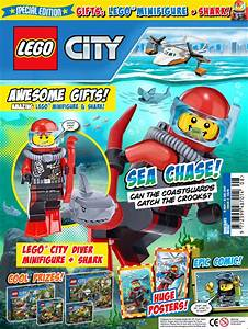 Lego City Magazin : lego city magazine issue 3 out now bricksfanz ~ Jslefanu.com Haus und Dekorationen