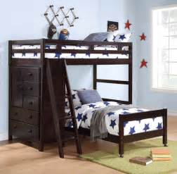bunk bed ideas for boy and girl home delightful