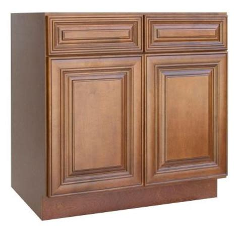 home depot cabinet wood lakewood cabinets 30x34 5x24 in all wood base kitchen