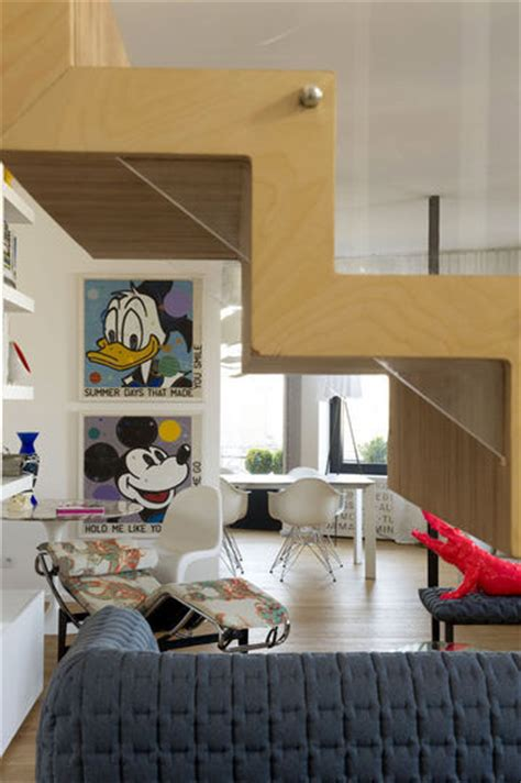 Modern House With Touch Of Pop In Alsace by Modern House With Touch Of Pop In Alsace Decoholic