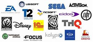 THIS ARTICLE OFFERS A BRIEF HISTORY OF GAME COMPANY LOGOS ...