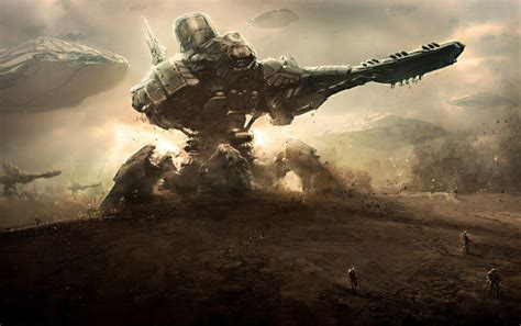 Sciencefiction Scenery Wallpapers Sciencefiction