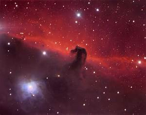 Horsehead Nebula up Close | Deography by Dylan O'Donnell