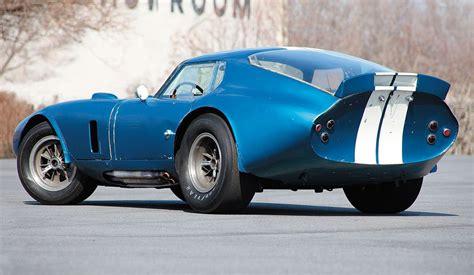 Shelby Cobra Daytona Coupe, 1965 Le Mans Winner.