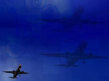 aircraft  powerpoint templates