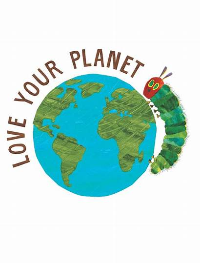 Eric Carle Planet Hungry Caterpillar Earth