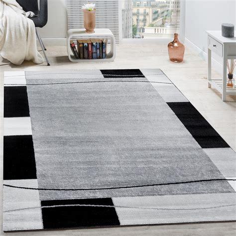 designer teppich wohnzimmer teppich bord 252 re in grau s real