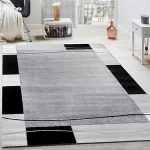 Schöne Teppiche Fürs Wohnzimmer : designer teppich wohnzimmer teppich bord re in grau ~ Michelbontemps.com Haus und Dekorationen
