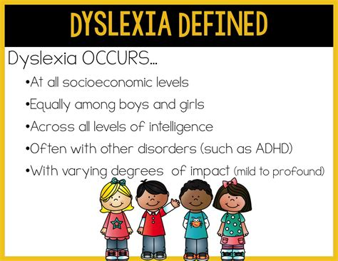 s grade snippets all about dyslexia 308 | Slide05