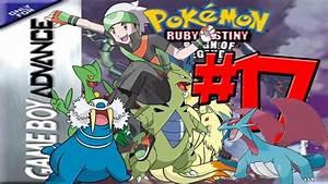 Pokemon Ruby Destiny Reign Of Legends Walkthrough Part 17