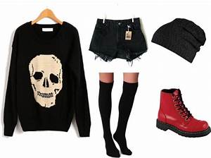 Punk Rock Outfits For Girls Polyvore | www.pixshark.com - Images Galleries With A Bite!