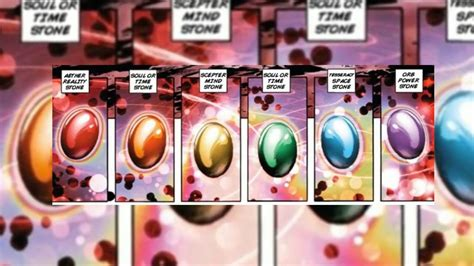 Who Made Infinity Stones(hindi)-complete Comic Book-marvel