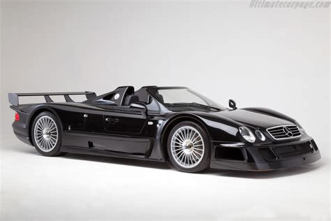 Mercedes-Benz CLK-GTR Roadster (Chassis WDB297397Y000008 ...